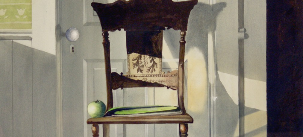 Henry Bell - Empty Chair