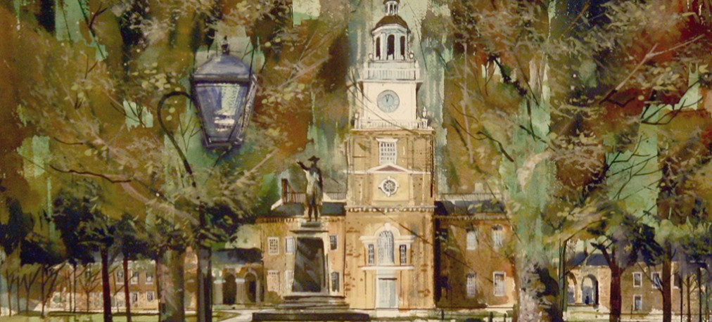 Jim McBride - Independence Hall